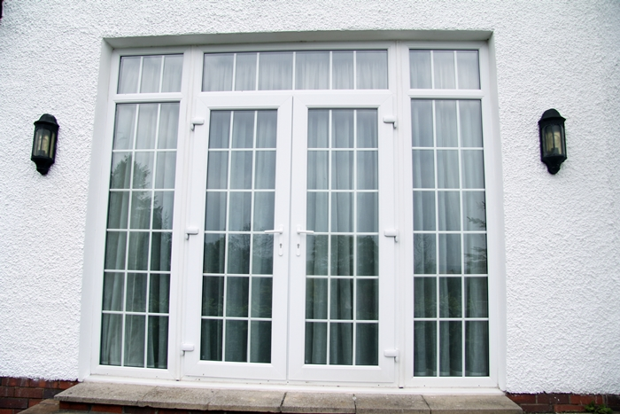 Gallery For Folding French Doors
