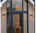 AG - gable door external