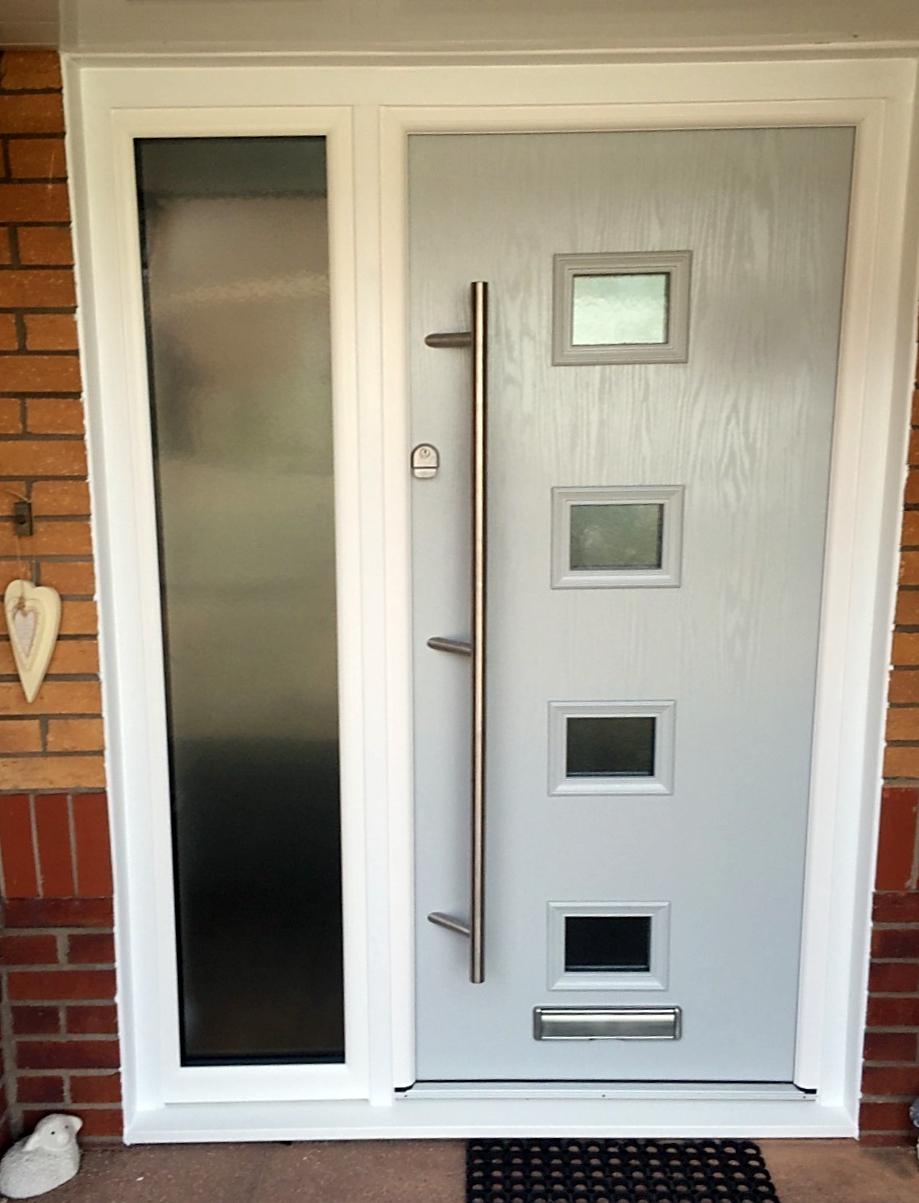 Composite Door Glass Cassette