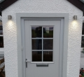 Comp door Light grey 2