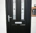 black-pvc-door